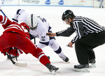 Penn State Hockey: Larsson Elite At The Dot, But A Bigger Dream Lies Ahead